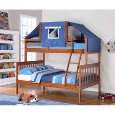 bunk beds futon bunk bed walmart loft bed with futon underneath