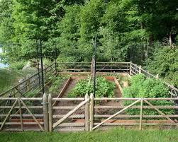 Garden Barrier Ideas Garden Fencing Ideas Garden Fence Ideas Pictures Remodel And Decor