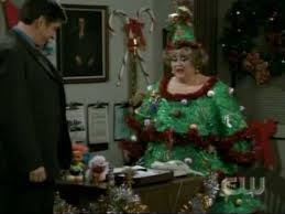 Meme From Drew Carey Show - christmas tree display mimi and mr wick drew carey show youtube