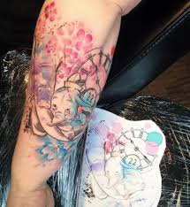 29 best tattoo images on pinterest disney tattoos elephants and