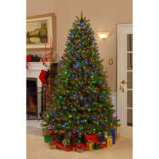 costco 7 5 feel real richmond spruce artificial pre lit tree