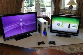 ps3 gaming console ps3 and xbox 360 combined to create the ultimate console