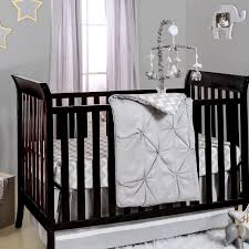 Zig Zag Crib Bedding Set The Peanut Shell Zigzag Pin 4 Crib Bedding Set Reviews