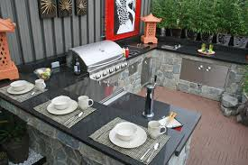 outdoor kitchen countertops ideas elements outdoor products design center