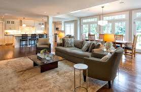 interior design open concept living room kitchen decorating ideas for open living room and kitchen kitchen design