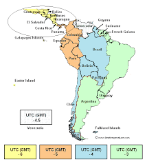 map of time zones usa and mexico central america time zone central america current time