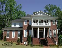 Classic Home Plans Drayton Hall House Plan House Plans By Garrell Associates Inc