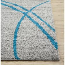 Grey And Turquoise Rug Bold And Modern Gray Turquoise Rug Contemporary Decoration Grey