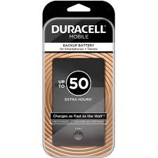 duracell mobile powerpack plus 10200 mah universal backup battery