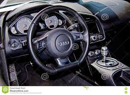 Audi R8 Interior - audi r8 interior editorial stock image image 80899919