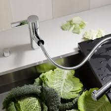 Dornbracht Kitchen Faucet by Dornbracht Eno New Stylish Kitchen Faucet W Extensible Spray
