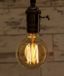 edison medium globe squirrel cage vintage filament light bulb e27 40w