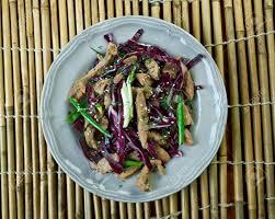 cuisine chine plat de porc moo shu du nord de la chine cuisine chinoise
