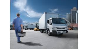 mitsubishi fuso canter fe125 fe160 and fe180 trucks