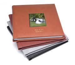 Leather Photo Book Classic Album