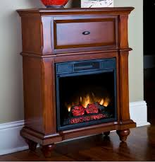 Fireplace Electric Heater Traditional Indoor Fireplaces Small Electric Fireplace Heater
