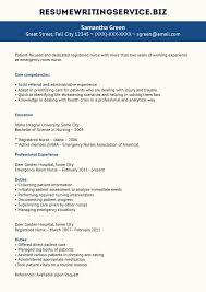 Sample Telemetry Nurse Resume Er Nurse Resume Sample Resume Cv Cover Letter
