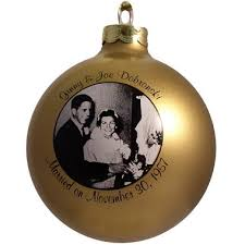 anniversary christmas ornament 50th wedding anniversary christmas ornament
