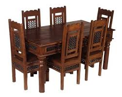 Indian Dining Chairs Charming Indian Dining Table And Chairs 18 With Additional Dining