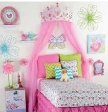 Princess Room Decor Princess Room Decor For Large Pink Metal Crown Bedroom 3d