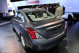 nissan versa manual transmission nyias 2011 nissan versa sedan live photos autoevolution
