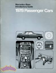 mercedes 123 manuals at books4cars com
