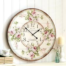 gigantic wall clock u2013 digiscot