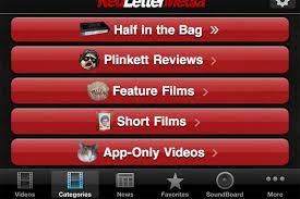 videos plinkett red letter media iphone ipod touch app obama pacman