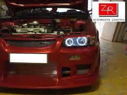 modified toyota corolla rxi zr automotive lighting angel eyes hid xenon kits led u0027s