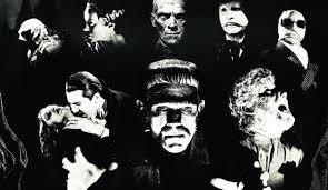 classic halloween background halloween classic monster wallpapers