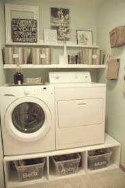 Laundry Room In Garage Decorating Ideas by Best 25 Laundry Room Pedestal Ideas On Pinterest Laundry