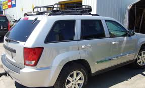 jeep grand cross rails jeep grand rack installation photos