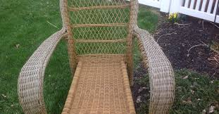 i need suggestions on how to repair the arms on these wicker