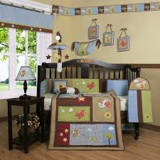 Boutique Crib Bedding Geenny Boutique Airplane Aviator 13 Crib Bedding Set