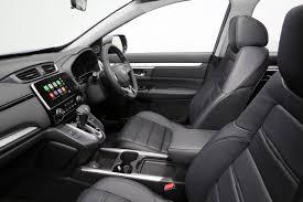 honda crv 2016 interior 2018 honda cr v now on sale in australia with turbo lineup