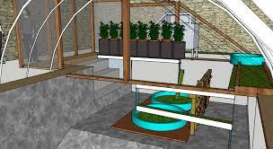 Indoor Garden Design by Aquaponics Garden Design Garden Design Ideas