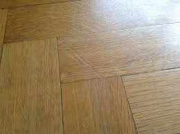 fix localized wooden parquet floor scratches home improvement
