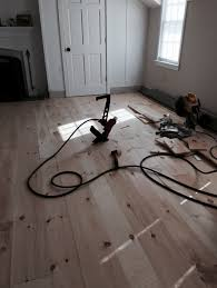 diy unfinished wide pine floors review lehman