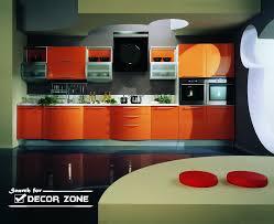Purple Kitchen Cabinets Modern Kitchen Color Schemes Surprising Orange Color Kitchen Design Contemporary Best Idea