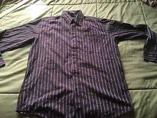 beverly hills polo club long sleeve dress shirts for men ebay