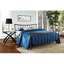 single bed frame cheap twin full metal bed frame from gardner