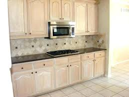 refinishing pickled oak cabinets pickled oak cabinets kitchen how to make a or white wash finish o
