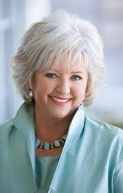 hair sules for thick gray hair short hairstyle for mature women over 60 from paula deen paula