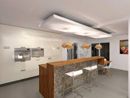mod鑞e de cuisine am駻icaine plafond salle de bain placo faux plafond cuisine ouverte 4 reno mode