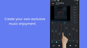 equalizer android music player youtube