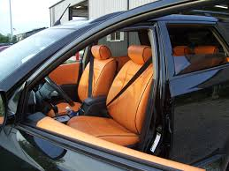 Car Seats Upholstery Custom Leather Upholstery Installation