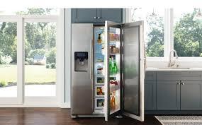 Samsung Cabinet Depth Refrigerator Samsung Refrigerators Counter Depth French Door U0026 More Samsung Us