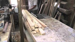 butcher block glue up how to youtube