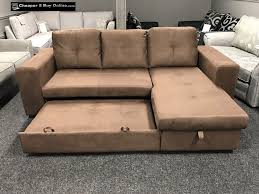 Corner Sofa Pull Out Bed by Rio L Shape Corner Sofa With Pull Out Sofa Bed