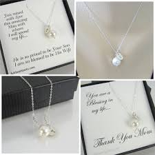 personalized wedding jewelry of the and groom gift set of 2 personalized wedding